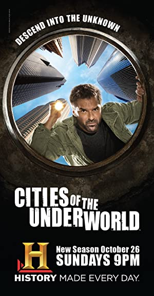 poster for Cities of the Underworld