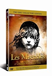 Stage by Stage: Les Misérables Poster