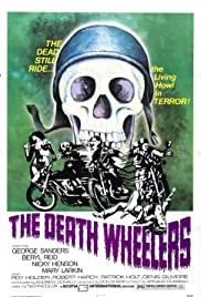 The Death Wheelers Poster