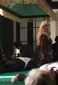 Victoria Smurfit and Tamer Hassan in Dracula (2013)