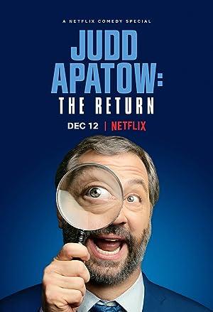 Where to stream Judd Apatow: The Return