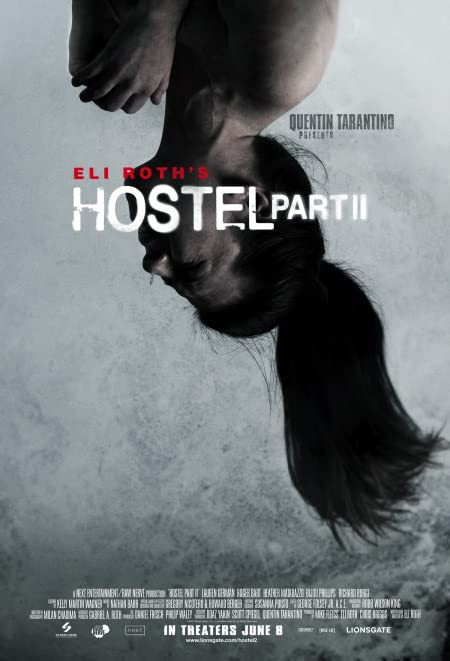 Hostel: Part II (2007) Hindi Dubbed