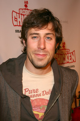 Josh Cooke at an event for Robot Chicken (2005)