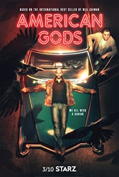 "The epic war of the gods begins when season 2 of ""American Gods"" premieres March 10 on STARZ."