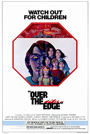 Over the Edge Poster Image