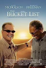 Morgan Freeman and Jack Nicholson in The Bucket List (2007)
