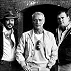 """""""Fort Apache, The Bronx,"""" Paul Newman with Real ex-cops Pete Tessitore & tom Mulhearn."""