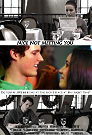 Nice Not Meeting You Poster
