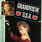 Jamie Lee Curtis and Patrick Swayze in Grandview, U.S.A. (1984)