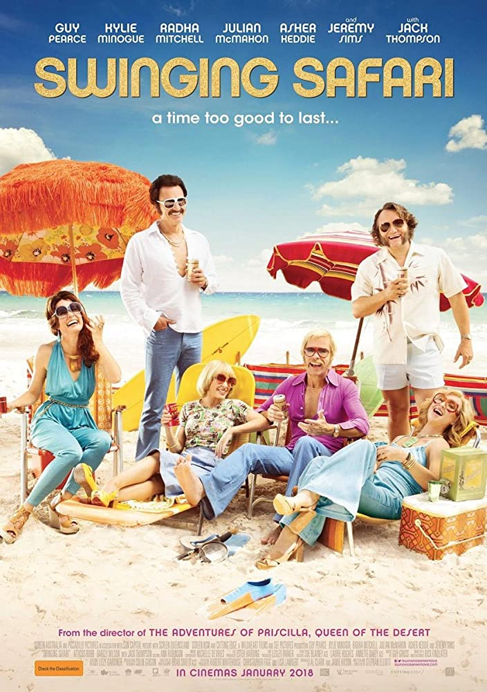 فيلم Swinging Safari مترجم