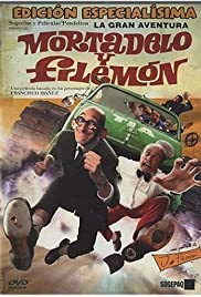 Mortadelo & Filemon: The Big Adventure Poster