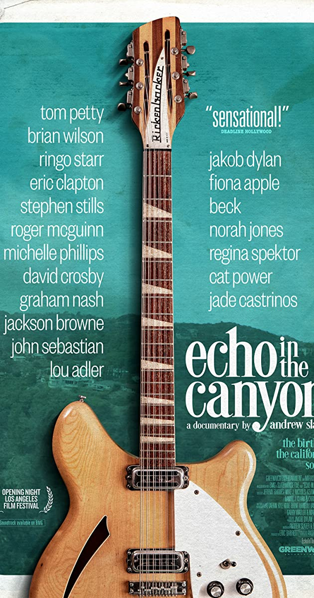 Subtitle of Echo in the Canyon