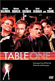 Table One Poster - Movie Forum, Cast, Reviews