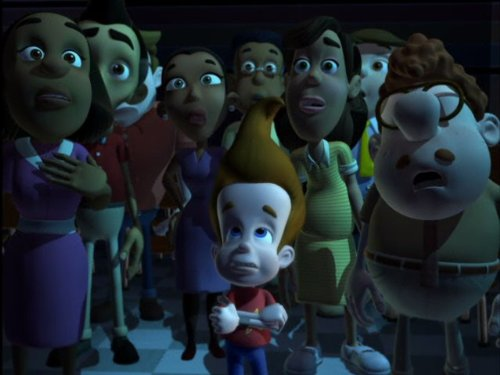 the adventures of jimmy neutron boy genius monster hunt jimmy for