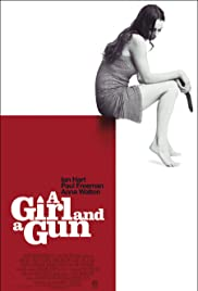 A Girl and a Gun Poster