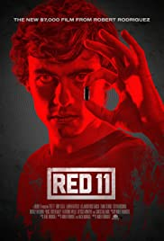 Red 11 Poster