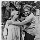Arthur Kennedy and Hope Lange in Peyton Place (1957)