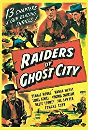 Raiders of Ghost City Poster