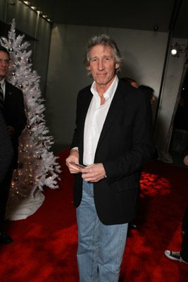 Roger Waters at an event for The Holiday (2006)