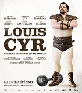 Hot movie clip download Louis Cyr Canada [Mkv]