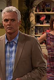 Patrick Cassidy and Katie A. Keane in Ruby & the Rockits (2009)