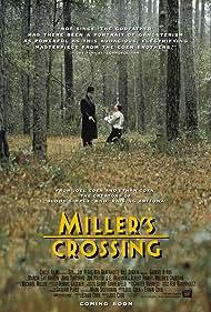 Gabriel Byrne and John Turturro in Miller's Crossing (1990)