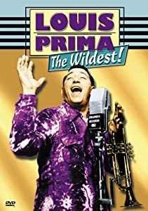 MP4 movie downloads for ipod Louis Prima: The Wildest! USA [1280p]