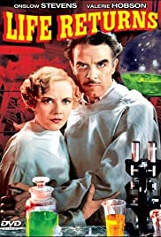 Life Returns(1935) Poster - Movie Forum, Cast, Reviews