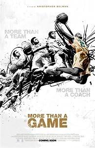Happy watch online movie More Than a Game by Zak Levitt [FullHD]