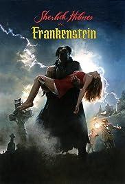 Sherlock Holmes vs. Frankenstein Poster