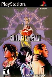 Final Fantasy VIII Poster