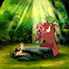 Nathan Lane and Ernie Sabella in The Lion King 1½ (2004)