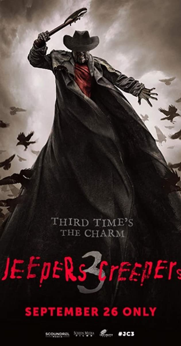Subtitle of Jeepers Creepers III