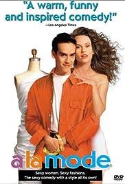 À la mode(1993) Poster - Movie Forum, Cast, Reviews