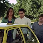 Bubba Lewis, Mark L. Young, Joey Pollari, and Zack Pearlman in The Inbetweeners (2012)