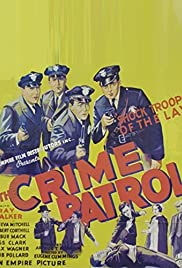 The Crime Patrol Poster