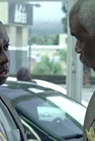 Andre Braugher and Richard Gant in Men of a Certain Age (2009)