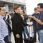 John Leguizamo, Debra Messing, and Alfredo Rodriguez de Villa in Nothing Like the Holidays (2008)