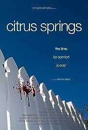 Citrus Springs Poster