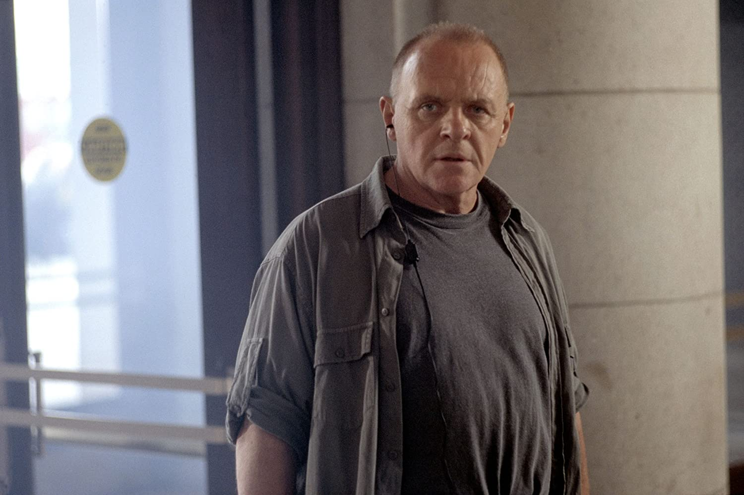 Anthony Hopkins in Hannibal (2001)