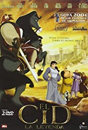El Cid: La leyenda Poster