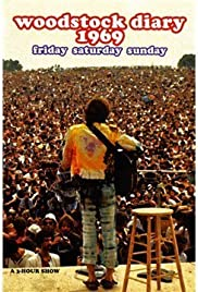 Woodstock Diary Poster