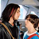 Michael Angarano and Steven Strait in Sky High (2005)