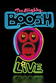 The Mighty Boosh Live Poster