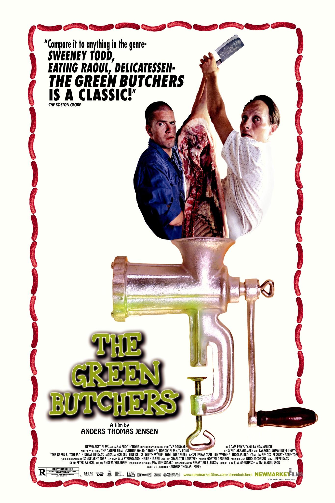 De grønne slagtere (2003) - IMDb
