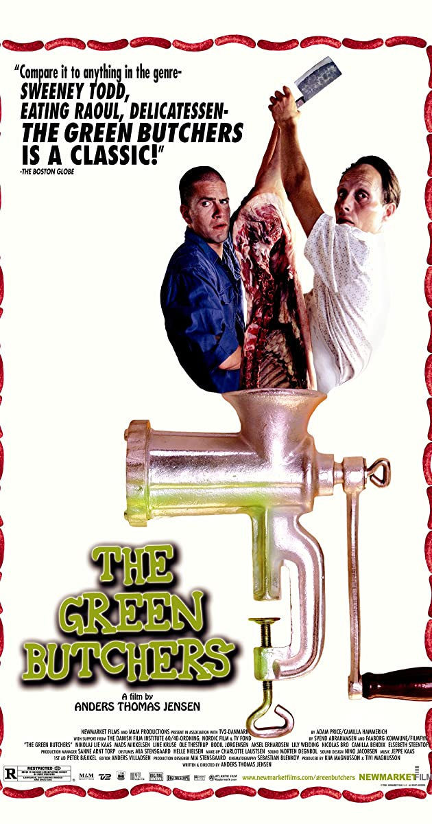 Subtitle of The Green Butchers
