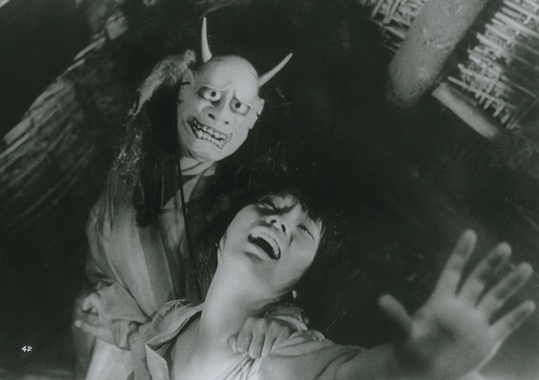 Jitsuko Yoshimura in Onibaba (1964)