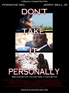 Don't Take It Personally download movies