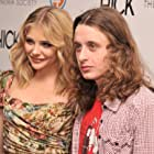 Rory Culkin and Chloë Grace Moretz at an event for Hick (2011)