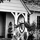 Efrem Zimbalist, Jr. at home in Encino, CA, January 15, 1961.